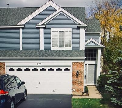 Bartlett Condo/Townhouse New: 1278 Silk Oak Lane