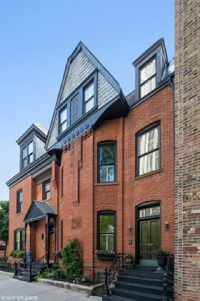 Single Family Home For Sale: 1730 North Wells Street