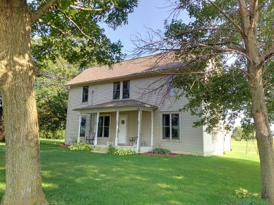 Ogle County Single Family Home For Sale: 2837 East Flagg Road