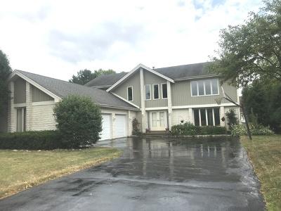 Hoffman Estates Single Family Home For Sale: 4980 Thornbark Drive