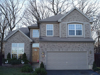 Streamwood Single Family Home For Sale: 15 Eagle Court