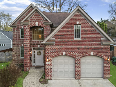 Libertyville Single Family Home For Sale: 713 East Rockland Road