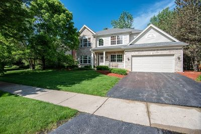 Wauconda Single Family Home For Sale: 324 Oak Grove Circle