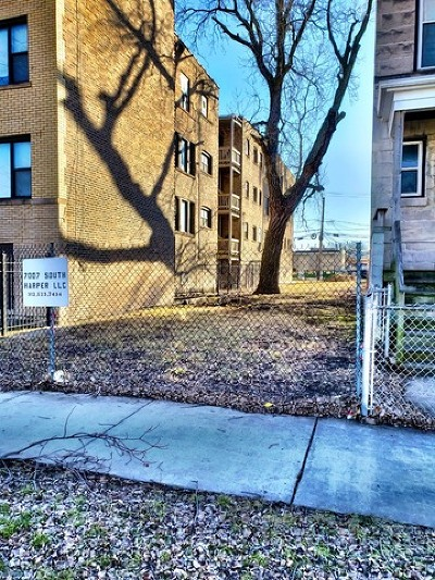 Chicago Residential Lots & Land New: 7007 South Harper Avenue
