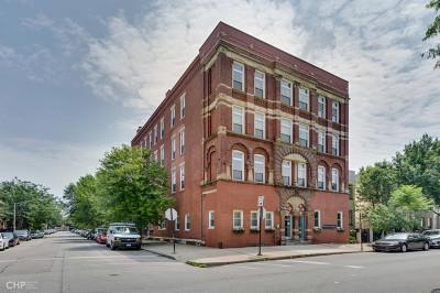 Condo/Townhouse For Sale: 1521 North Paulina Street #1F