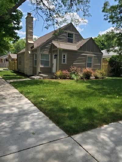 Glenview Single Family Home New: 247 Harlem Avenue