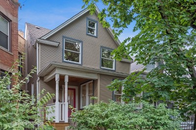 Single Family Home For Sale: 1522 West Highland Avenue