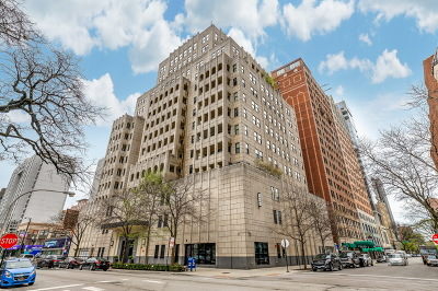 Chicago Condo/Townhouse New: 1155 North Dearborn Street #1301