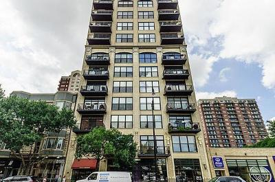 Condo/Townhouse For Sale: 1516 South Wabash Avenue #304