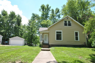 Single Family Home For Sale: 1414 West Grove Street
