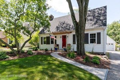 Wheaton Single Family Home For Sale: 922 North Scott Street