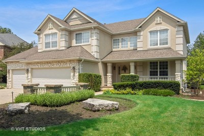 Vernon Hills Single Family Home For Sale: 1721 Shoal Creek Terrace