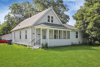 Columbia Heights Single Family Home For Sale: 3548 Morgan Street