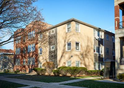 Condo/Townhouse For Sale: 4249 North Keystone Avenue #103