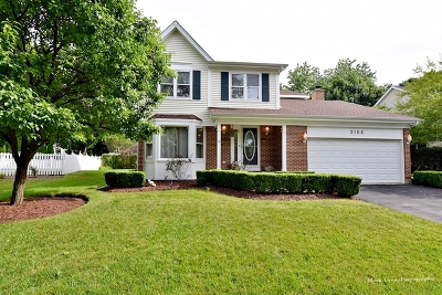 St. Charles IL Single Family Home New: $339,900