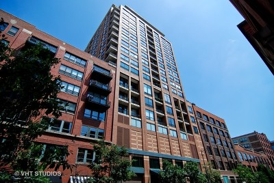 Condo/Townhouse New: 400 West Ontario Street #513