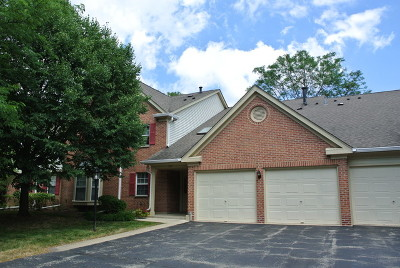 Schaumburg Condo/Townhouse For Sale: 311 Glasgow Lane #Z1