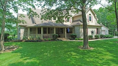 Marengo Single Family Home For Sale: 17308 Cobblestone Bend