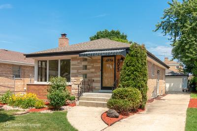 Niles Single Family Home For Sale: 8053 North Ottawa Avenue