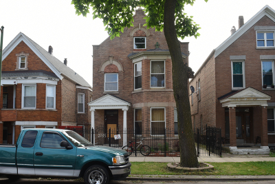 Multi Family Home For Sale: 2735 South Springfield Avenue