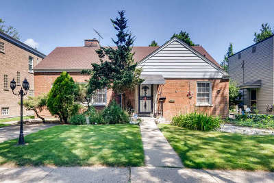 Single Family Home Price Change: 2920 West Pratt Boulevard