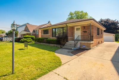 La Grange Park Single Family Home For Sale: 1025 Community Drive