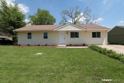 Romeoville Single Family Home Contingent: 709 Hudson Avenue