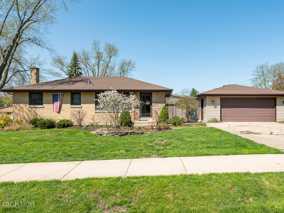 Downers Grove Single Family Home For Sale: 5334 Victor Street