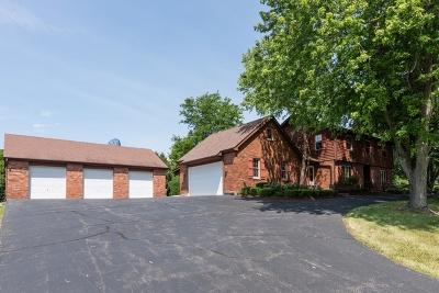 Mc Henry County Single Family Home For Sale: 8113 Keystone Road