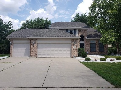 Naperville Single Family Home New: 4851 Clearwater Lane