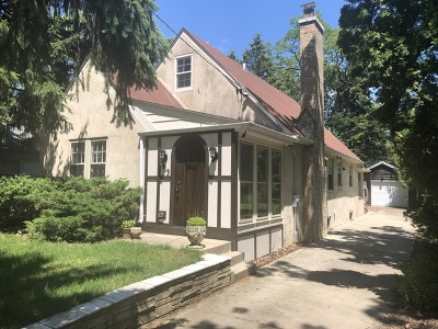 Highland Park Single Family Home For Sale