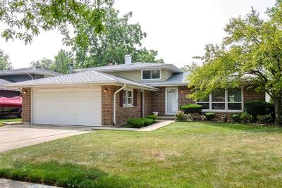 Bartlett IL Single Family Home New: $249,900