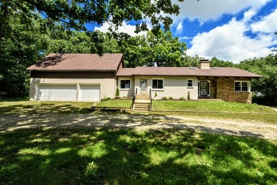 McHenry Single Family Home New: 4024 McCullom Lake Road