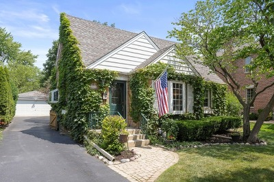 Glenview Single Family Home New: 2140 Walnut Court
