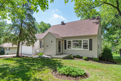 Downers Grove Single Family Home New: 919 Meadowlawn Avenue