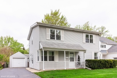 Downers Grove Single Family Home For Sale: 4508 Stanley Avenue