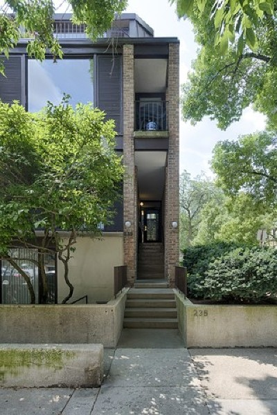 Condo/Townhouse For Sale: 235 West Eugenie Street #T4