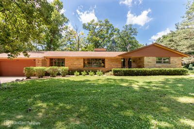 Woodstock Single Family Home For Sale: 809 Hickory Road