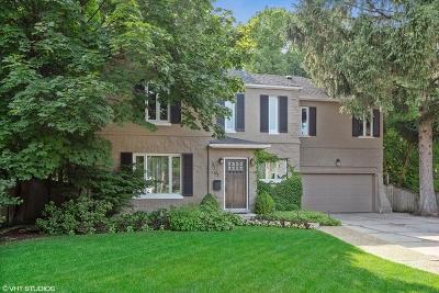 Wilmette Single Family Home For Sale: 1207 Ridge Road