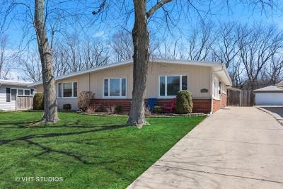 Glenview Single Family Home New: 1521 Maple Street