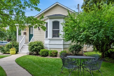 Evanston Rental New: 1019 1/2 Emerson Street