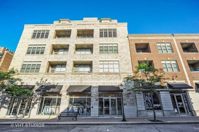 Cook County Condo/Townhouse New: 10 South Dunton Avenue #214