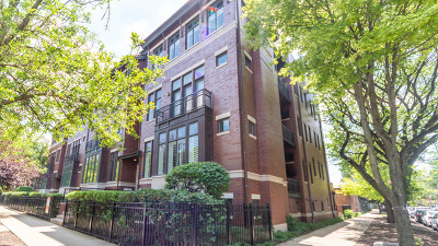 Chicago Condo/Townhouse For Sale: 1253 West Melrose Street #2E