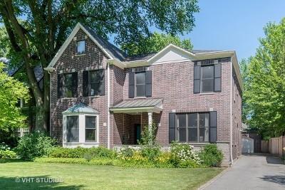 Evanston Single Family Home For Sale: 2421 Central Park Avenue