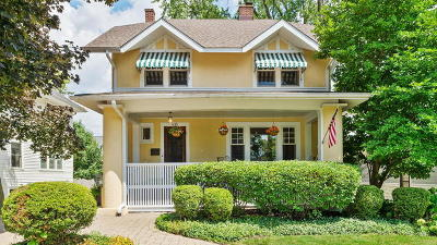 La Grange Single Family Home Price Change: 333 South Kensington Avenue