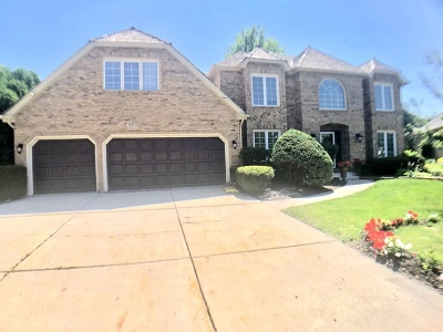 Naperville Single Family Home Contingent: 4310 Lone Tree Court