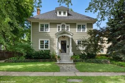 Barrington Single Family Home For Sale: 616 South Grove Avenue
