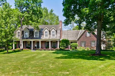 Lake Forest Single Family Home For Sale: 1485 Christina Lane