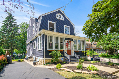 Elgin Single Family Home For Sale: 14 South Channing Street