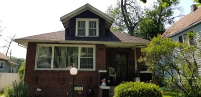Chicago IL Single Family Home New: $100,000